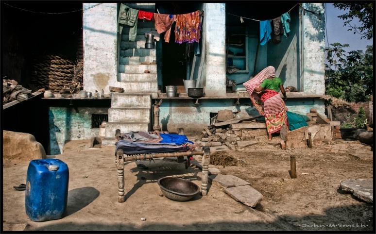 Agra Street Scene 3b
